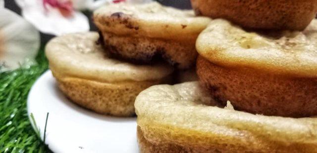Pancake Bites Gluten Free