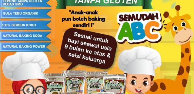 Cookiddos Melancarkan Produk Baru Berasaskan Tepung Tanpa Gluten