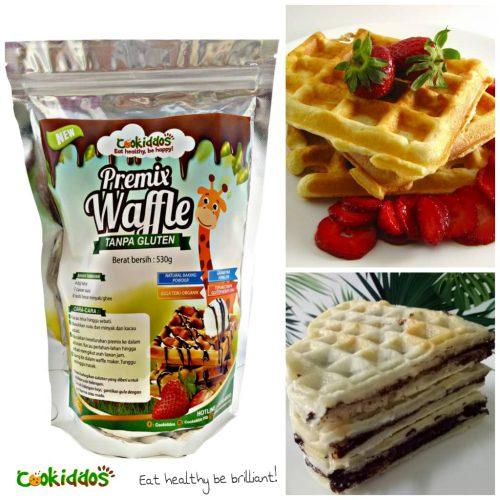 Premix Waffle Tanpa Gluten