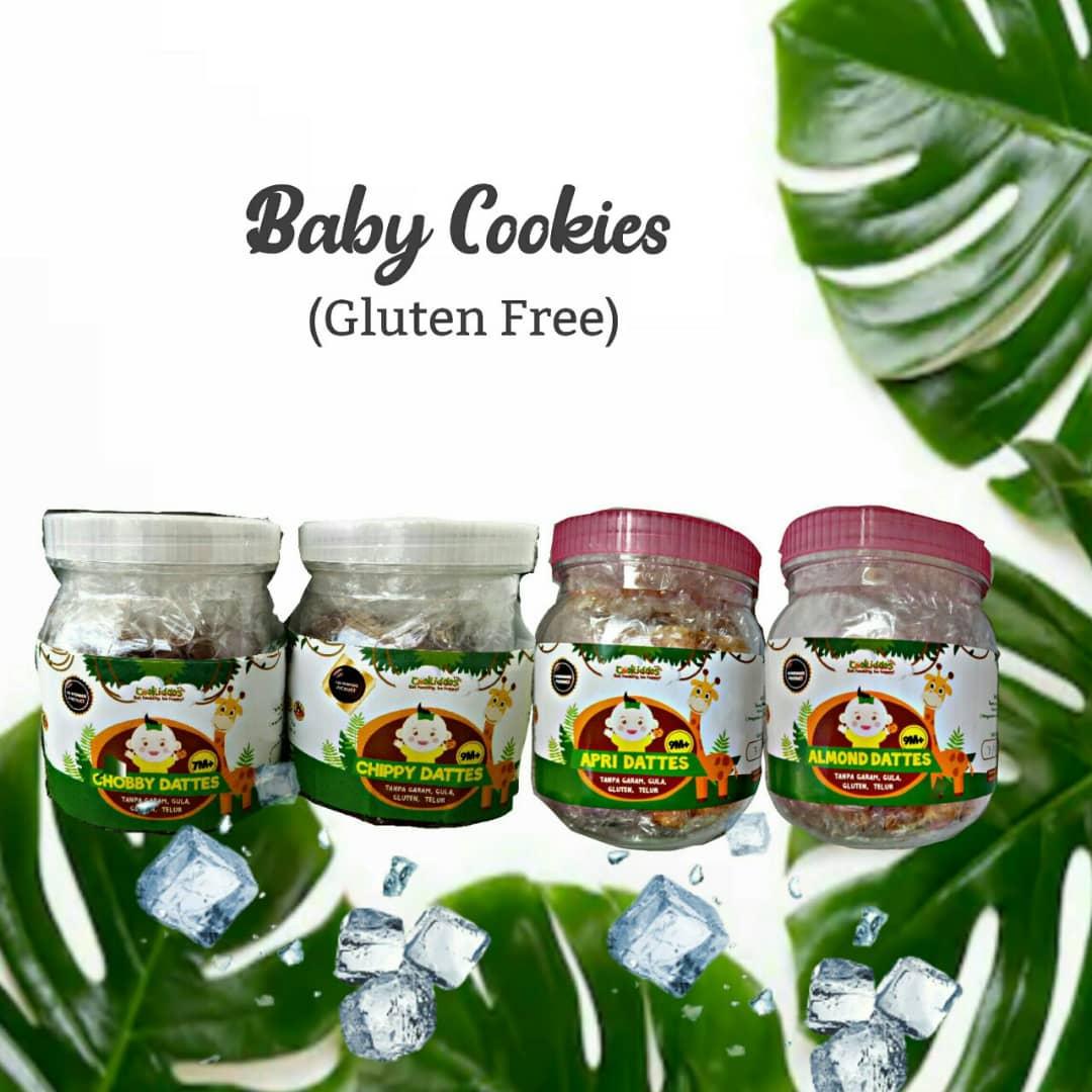 Cookiddos Malaysia Memperkenalkan Biskut Bayi Tanpa Gluten