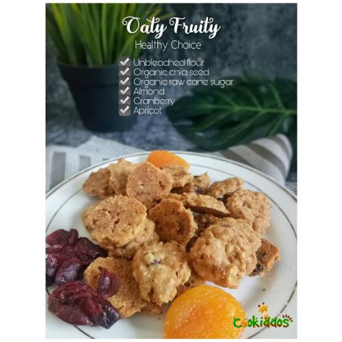 Oaty Fruity Info
